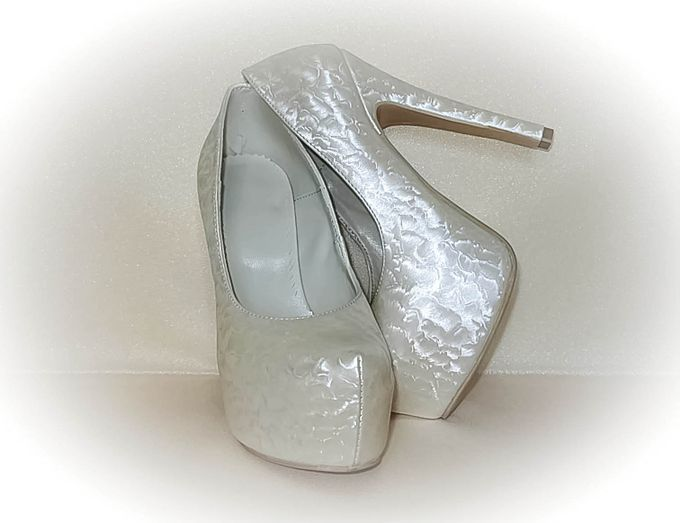 BRIDAL SHOES by Pamela Falli - 009