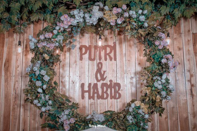 Wedding Of Putri & Habib by Rumah Makan Ponyo - 022