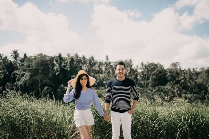 SUNDORO & LIA PREWEDDING by DHIKA by MA Fotografia - 001