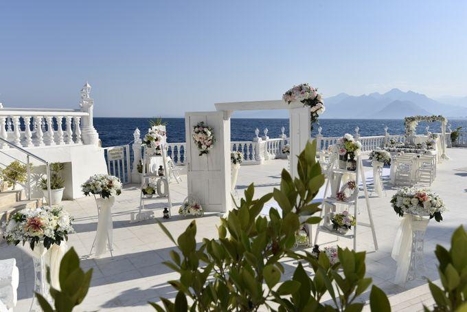 Persian wedding of Bahar & Andreas by Wedding City Antalya - 002