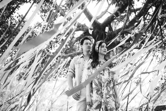 STEVEN & FLORENCIA PREWEDDING by DHIKA by MA Fotografia - 001
