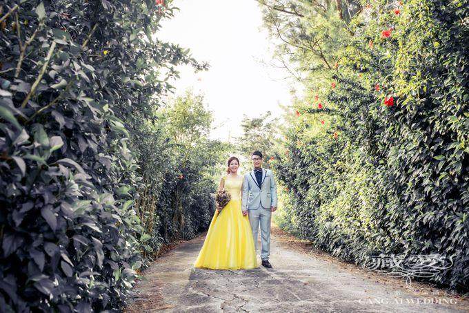 Natural by Cang Ai Wedding - 001