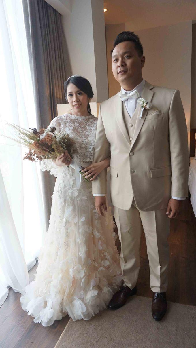 The wedding of Alvin Chandra & Yunita Tamsir by ID Organizer - 001