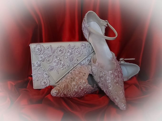 BRIDAL SHOES by Pamela Falli - 014