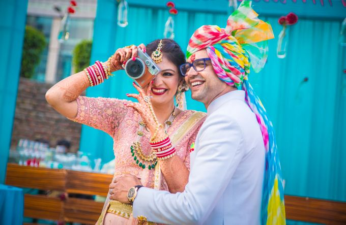 Dhanika & Rajat by Girl in Pink photography - 001