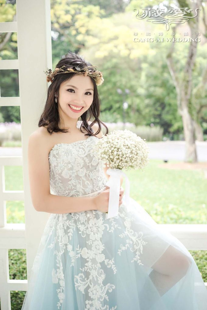 Makeup and Styling of our Brides by Cang Ai Wedding - 018