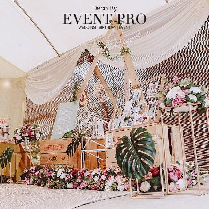 Kelvin & Regine Beach Wedding by FW Event Pro - 001