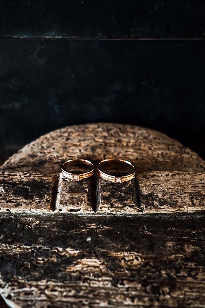 In Honor of Lucky & Mariska by Bali Becik Wedding - 002