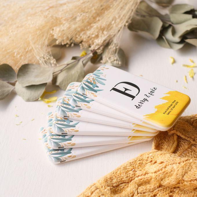 Dery & Faiz Wedding by PORTÉ by Clarin - 001