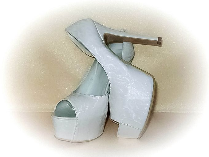 BRIDAL SHOES by Pamela Falli - 004