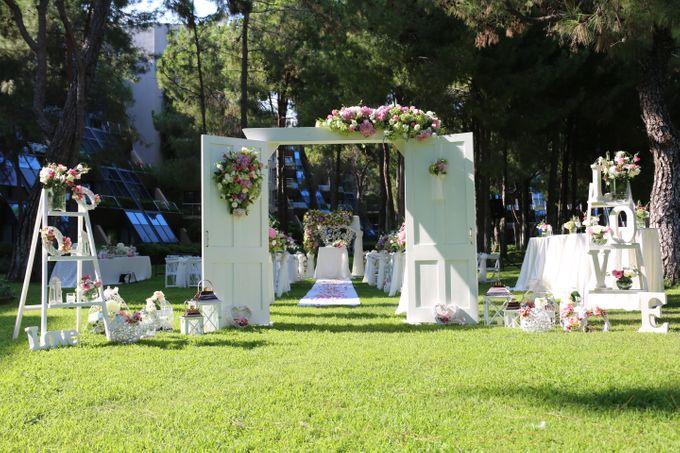 Tatyana & Vladimir Kazakh Wedding in Antalya by Wedding City Antalya - 002