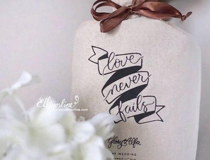 Wedding of Alfa & Glory by Ellinorline Gift - 001