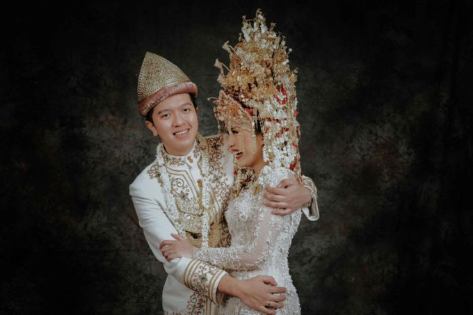 Elisa & Faris Wedding by Speculo Weddings - 005