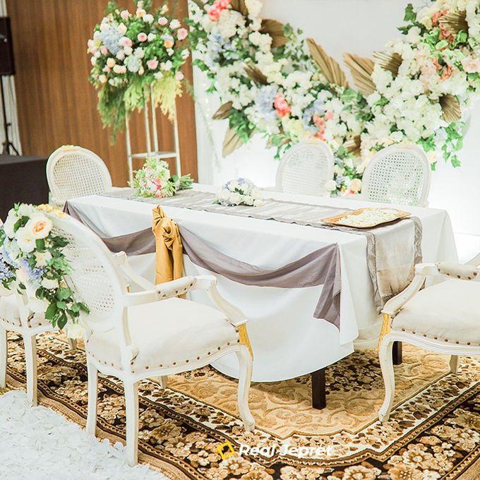 WEDDING OF LIUNSYAH & UMAM by Grand Soll Marina Hotel - 009
