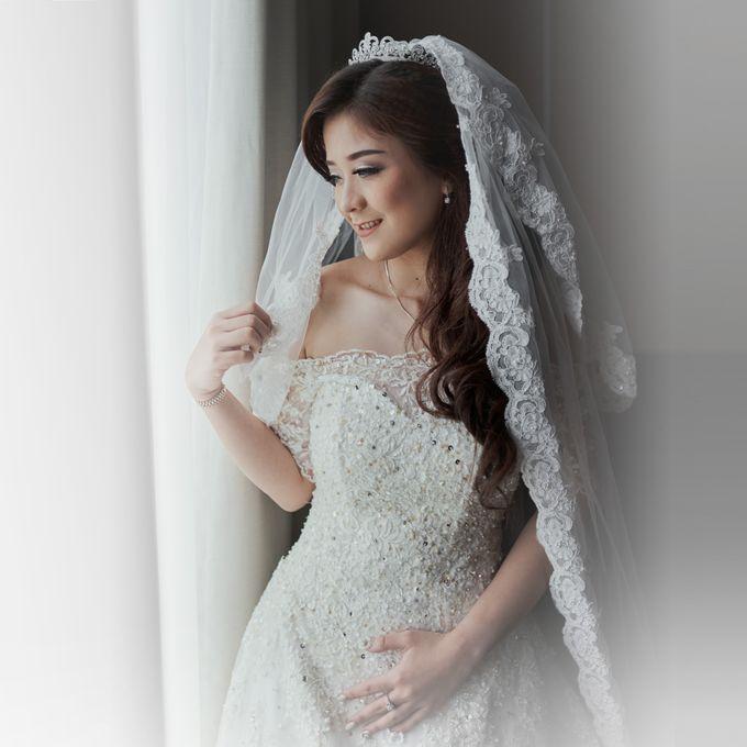 The Romance Wedding of Albert & Erissa by Khayim Beshafa One Stop Wedding - 002