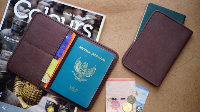 Passport Case - Gebyar & Citra by Tjenda Gift - 001
