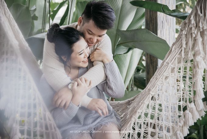 Pre-wedd Kevin Fiona by My Story Photography & Video - 001