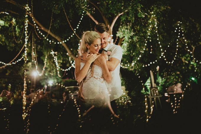 Trav & Mel Wedding by KAMAYA BALI - 008