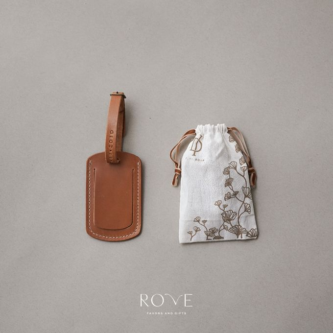 Indra & Donna - Dusseldorf Luggage Tag by Rove Gift - 001
