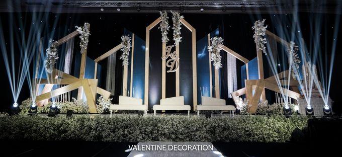 Jason & Devina Wedding Decoration by Valentine Wedding Decoration - 002