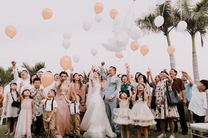SHELA & BENNY WEDDING by Latitude Bali - 002