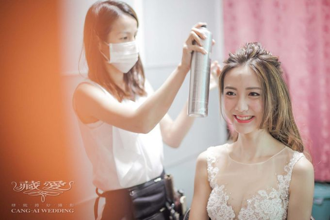Actual Day by Cang Ai Wedding - 010