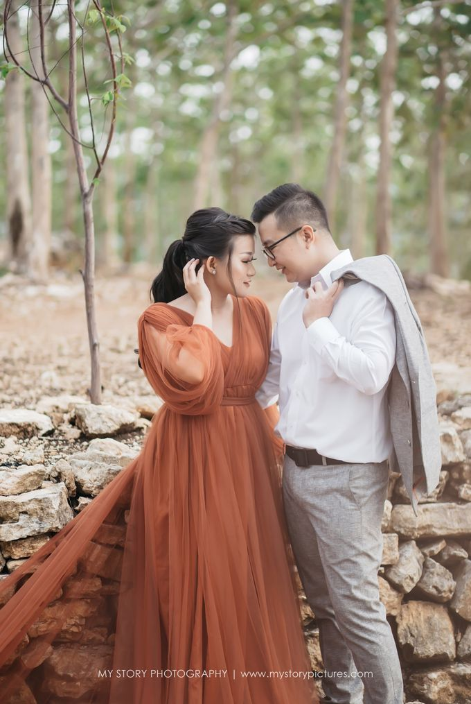 Pre-wedd Hansen Meicy by My Story Photography & Video - 001