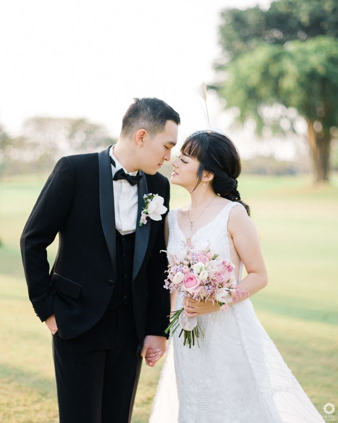 The Wedding of Sherly and Valiant by ALVIN PHOTOGRAPHY - 001
