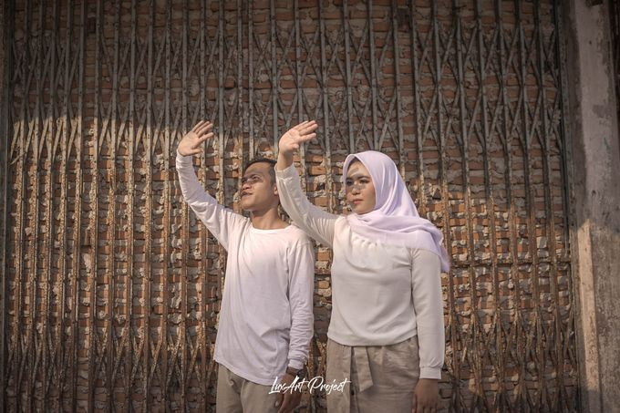 Pre Wedding Sepri & Fitri by LuxArt Project - 001