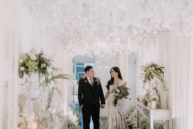 Wedding of Robert & Michelle by La'SEINE Function Hall - 002