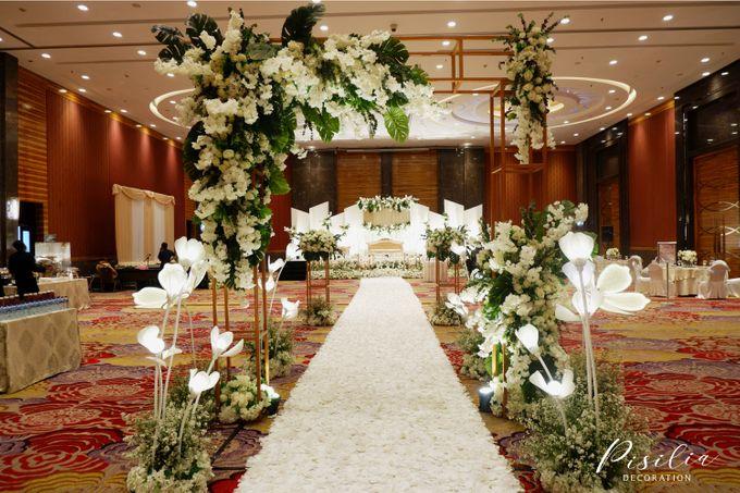 IKK Skeno Hall, Emporium Pluit, 25 Jul '20 by Pisilia Wedding Decoration - 006