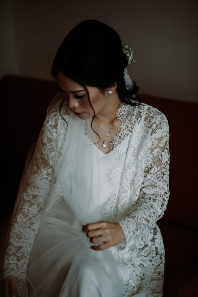 Lady & Julianto Wedding at Le Meridien Jakarta by AKSA Creative - 001