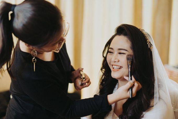 Makeup Wedding Dicky & Erika by Panda Wedding Organizer - 001