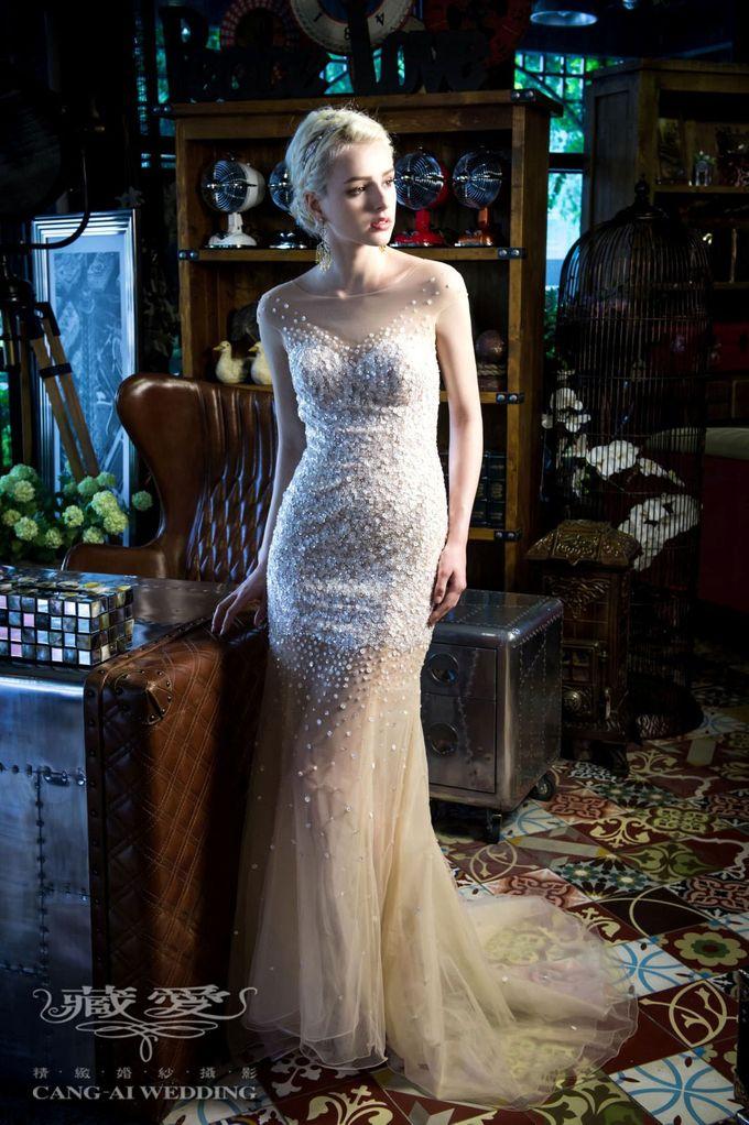 Light Affair Fashion by Cang Ai Wedding - 005