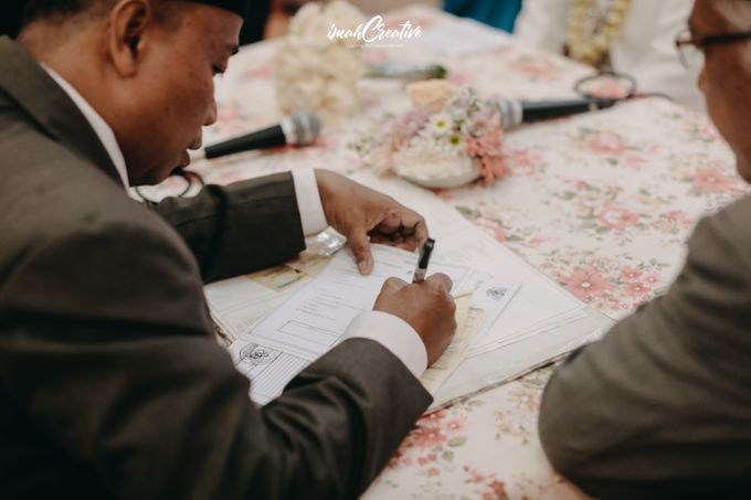 WEDDING RECEPTION OF ULFAH & DANAN by Imah Creative - 001