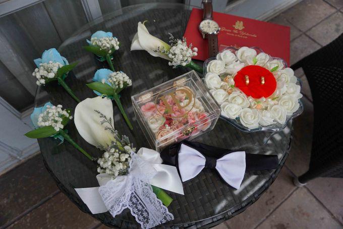 The Wedding of Gevin Salim & Yolanda Kartika Winarta by ID Organizer - 001