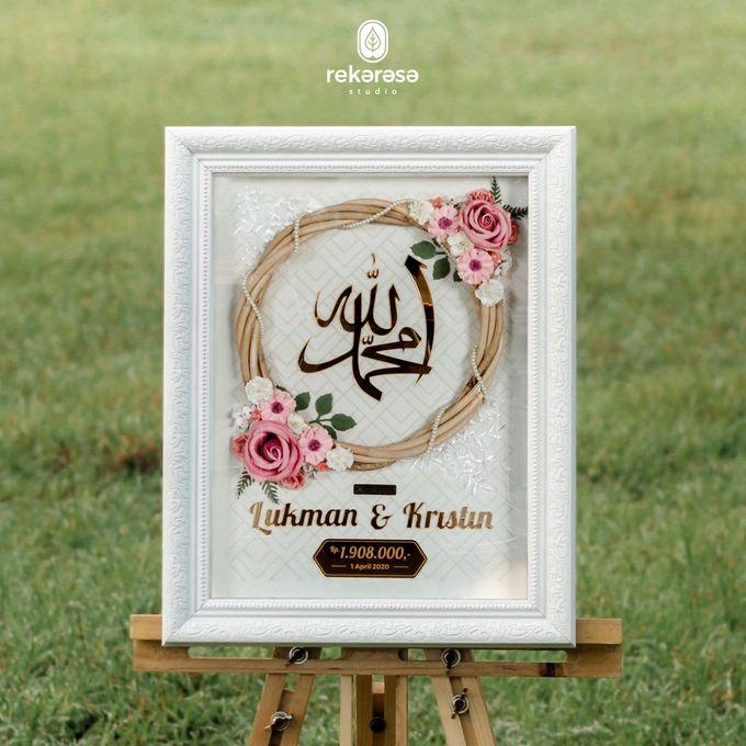 Mahar Wreath Rustic by Rekarasa Studio (Mahar) - 006