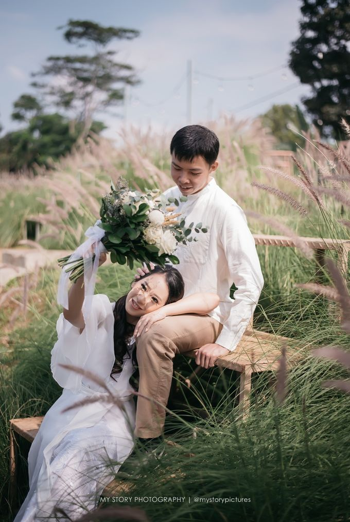 Pre-wedd Ronald & Fiona by My Story Photography & Video - 001