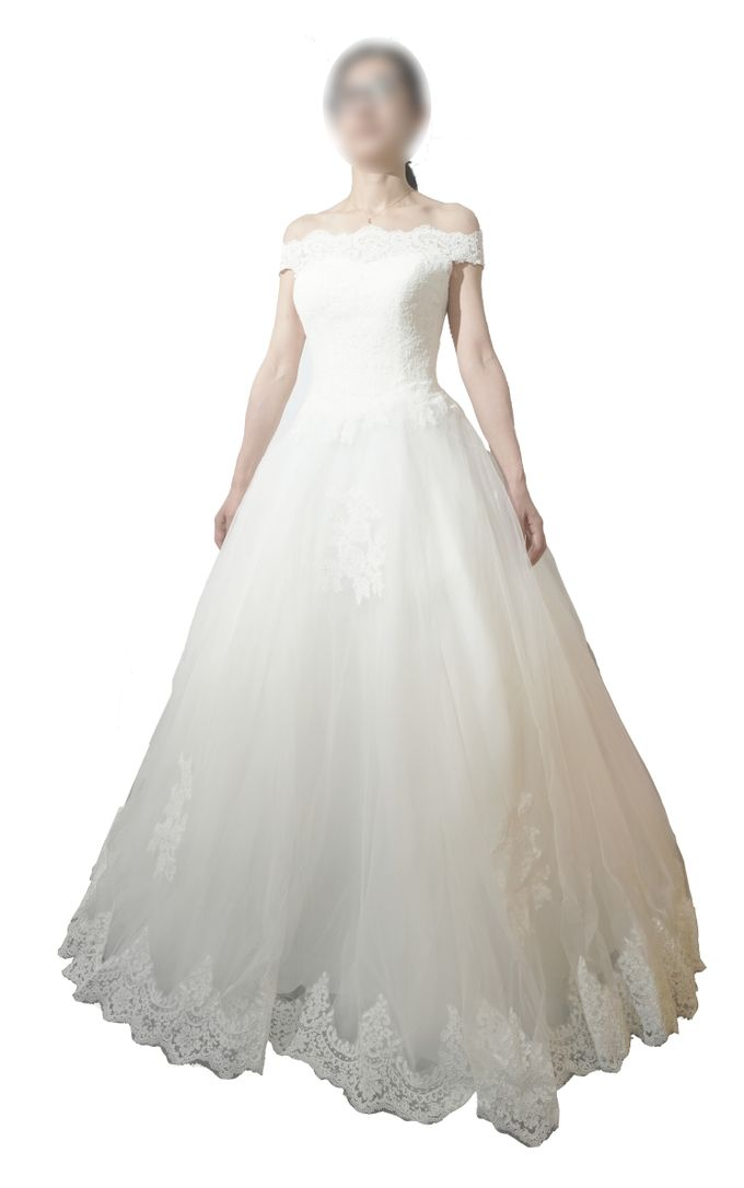 Bridal Gown by TomoSunyc Trading Inc - 001