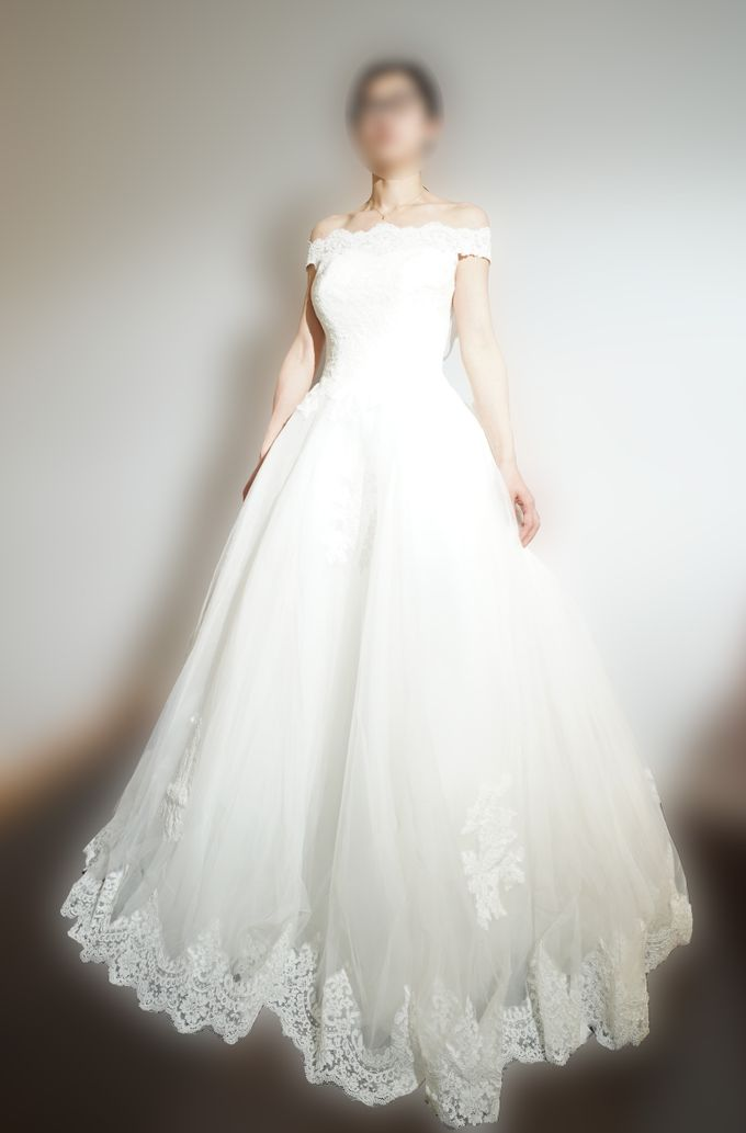 Bridal Gown by TomoSunyc Trading Inc - 002