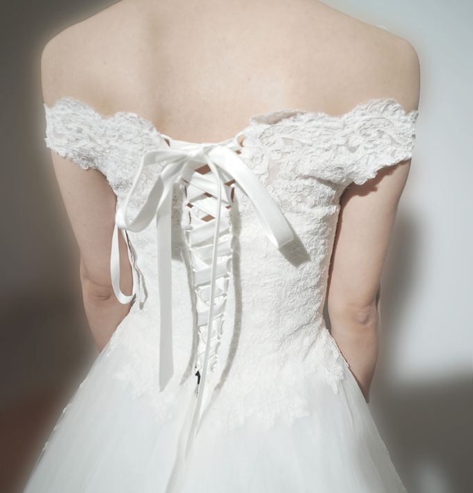 Bridal Gown by TomoSunyc Trading Inc - 004