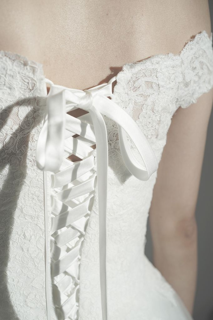 Bridal Gown by TomoSunyc Trading Inc - 006