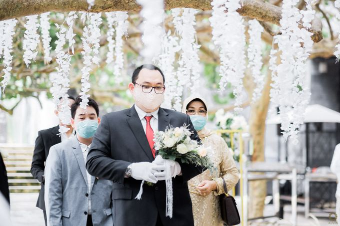 New  Normal Wedding Ceremony by ALVIN PHOTOGRAPHY - 012