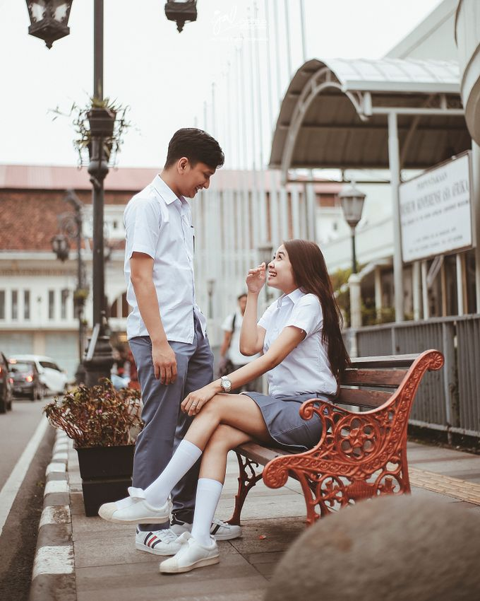 L. O. V. E Edward & Vina by Galcreative Pictures - 005