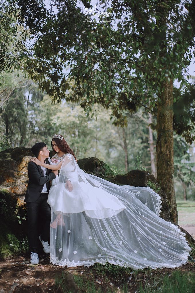 L. O. V. E Edward & Vina by Galcreative Pictures - 010