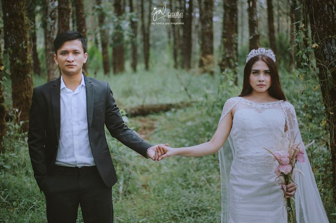 L. O. V. E Edward & Vina by Galcreative Pictures - 012