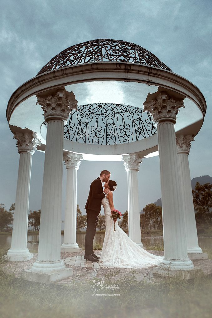 The Post Wedding Of Laila & Stephan by Galcreative Pictures - 009
