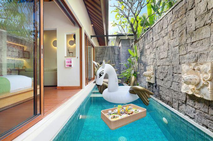 Honeymoon Package at Ini Vie Villa by Ayona Villa - 001