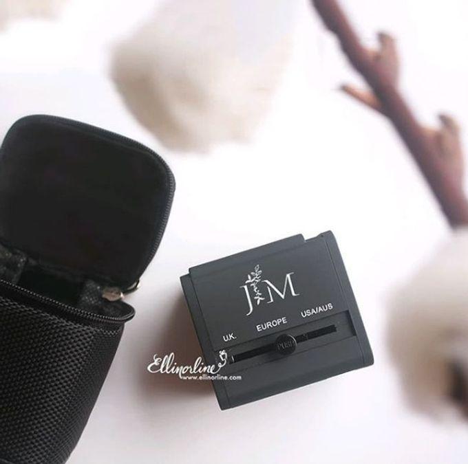 Wedding of Jiko & Melia by Ellinorline Gift - 001