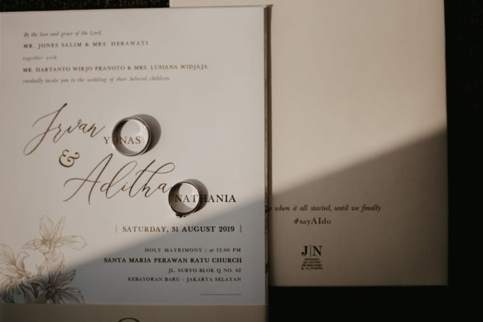 Irvan & Aditha Wedding by AKSA Creative - 001